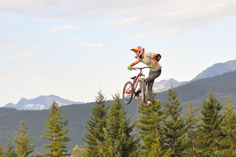 Crankworx 2012