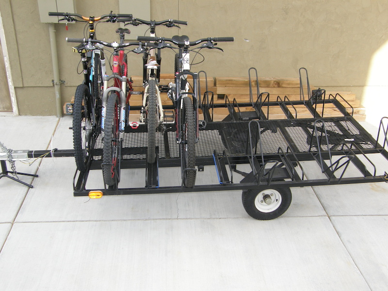 10 Bike Shuttle Trailer