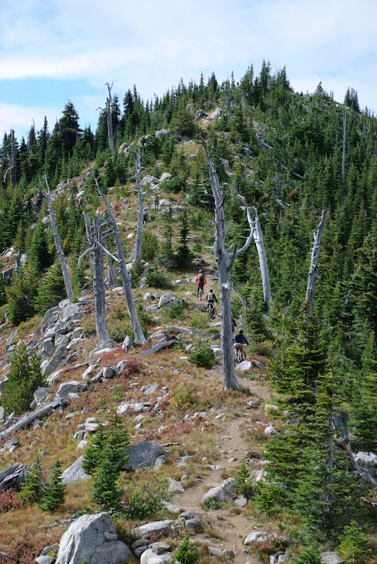 Seven Summits Poker Ride going down Sept. 2. Photo By Vince Boothe