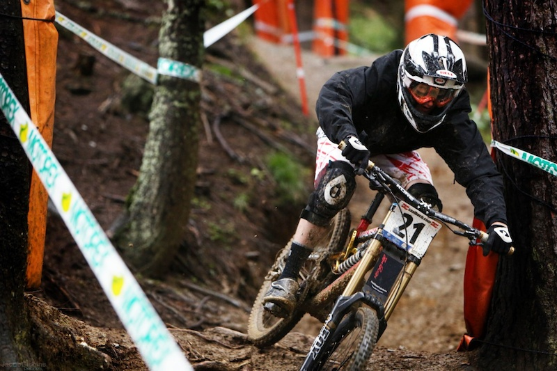 shots of Manon and Phil from the 2012 world champs in Leogang to go up with the slideshow
