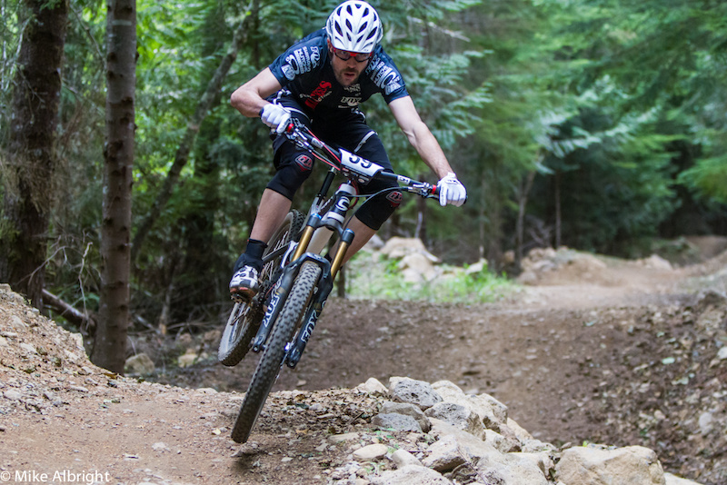 John Frey (All Access/Hutch'sBicycles) has been lighting up the Cat 1 class this year with consistently solid rides.