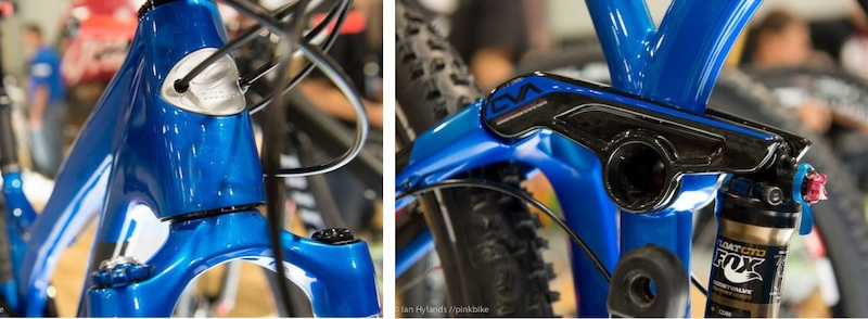 Niner s Carbon framed R.I.P. RDO details