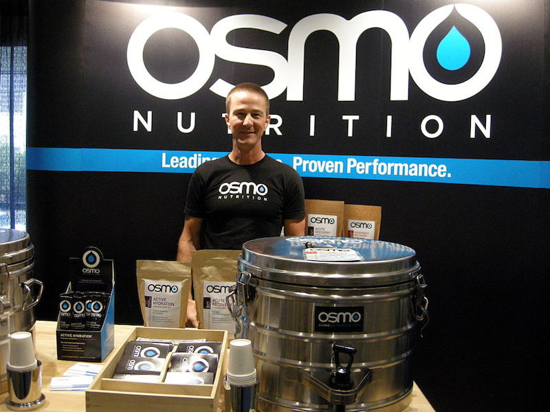 Ben Capron is a massively talented rider with a long resume developing products for one of the sport s most influential bike brands. Ben has thrown his future with Osmo nutrition