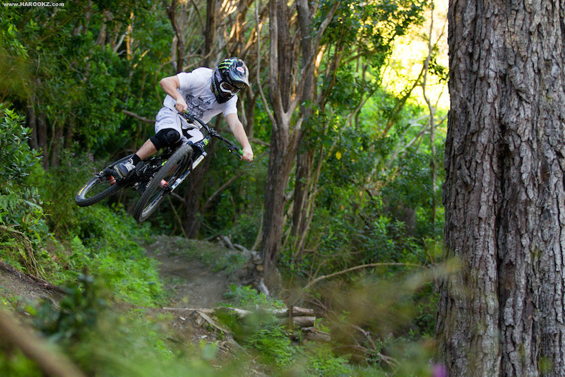 The NZ National DH course was rated 5 stars by Aggy