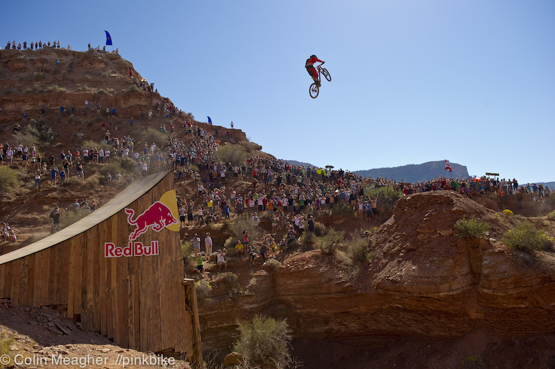 Cam McCaul going huge.
