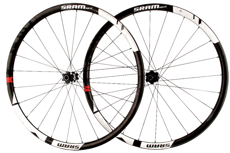SRAM Rise 60 29er wheels
