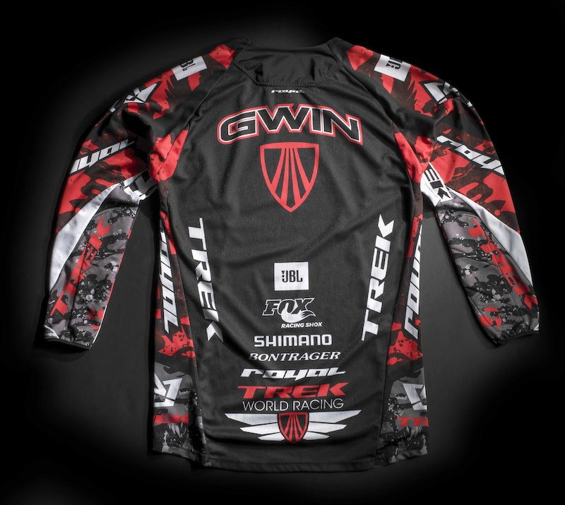 Sign Aaron Gwin Jersey