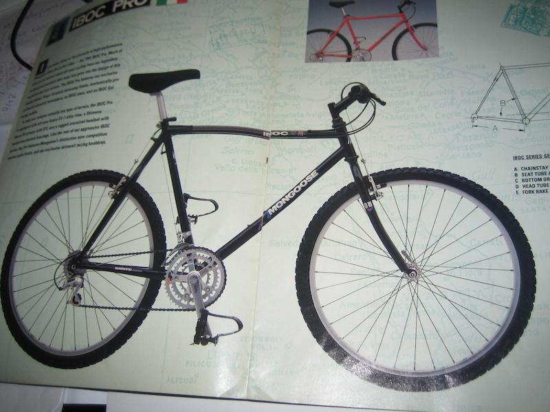 1993 mongoose iboc pro page 3 retrobike - Am pm catalogus ...