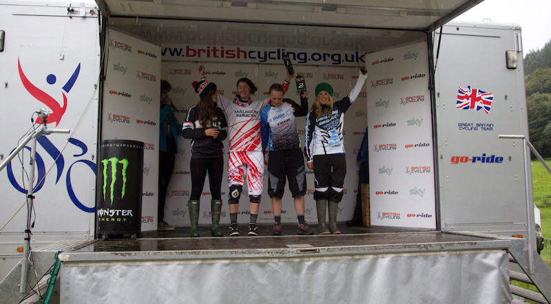 Few riders from the finals of the 2012 BDS at Llangollen to go up with the last video.