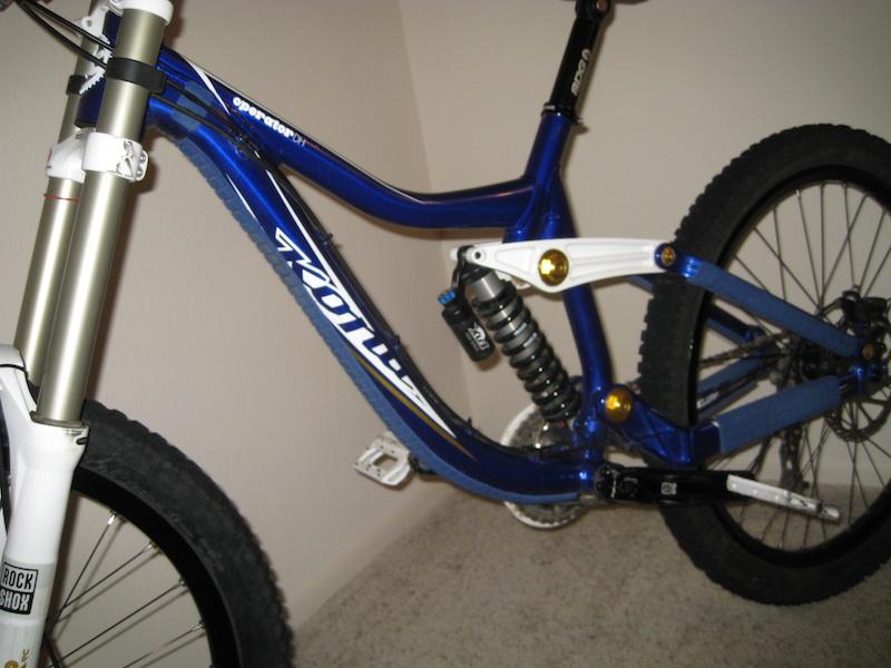 Dirt Treaders Mountain Biking Community • View topic - 2011 Kona ...