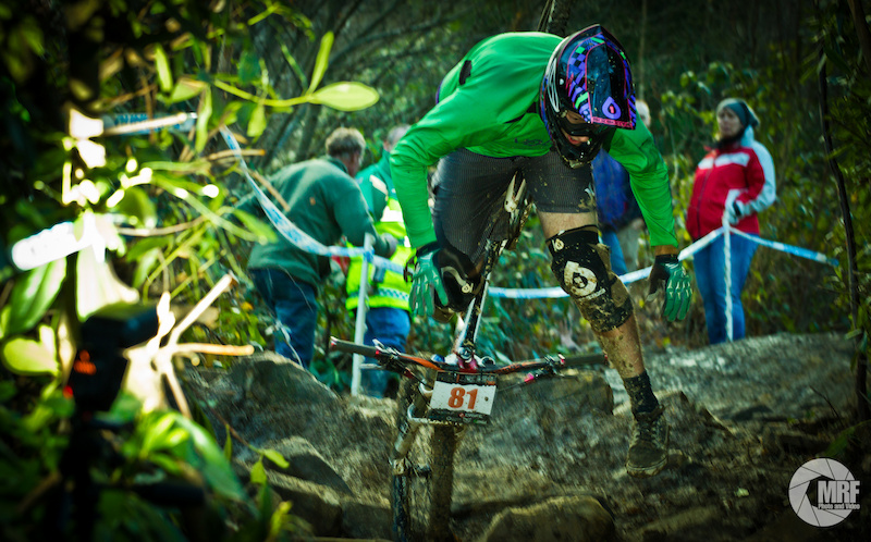 PORC DH Race on 25.11.12