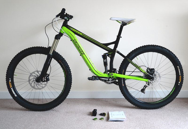 Fs 2011 Specialized Pitch Pro Medium 171 Singletrack Forum