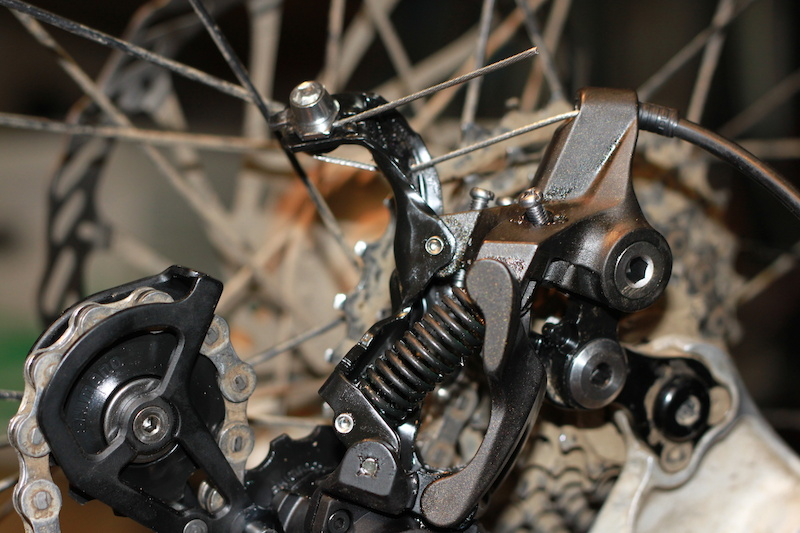 Anyone using 9-speed Sram shifter with Shimano 10-speed