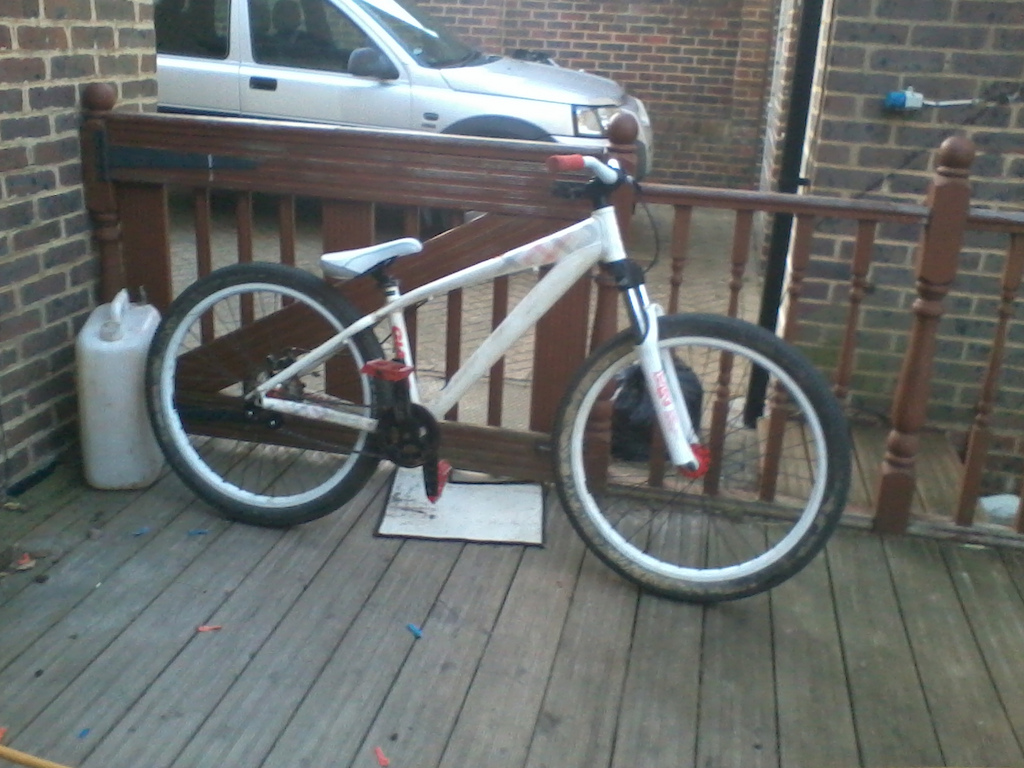 this is my bike as of today