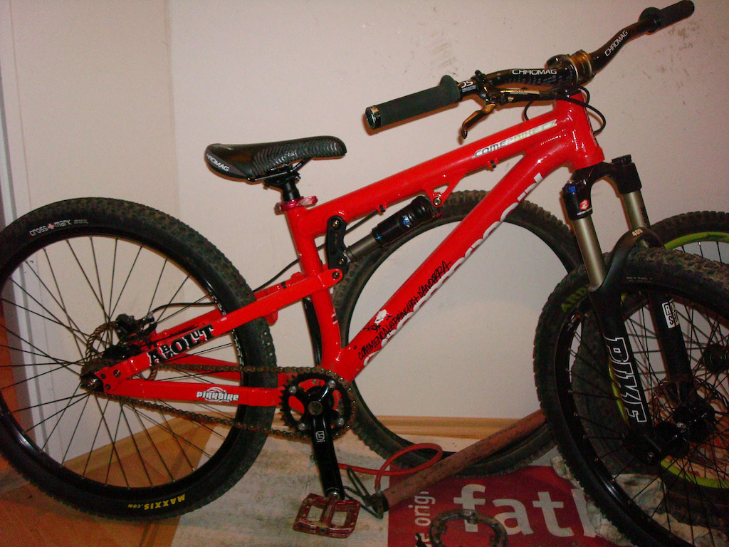 commencal absolut sx chromag