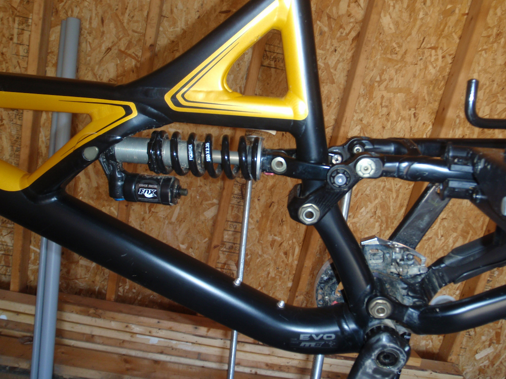 enduro frame
