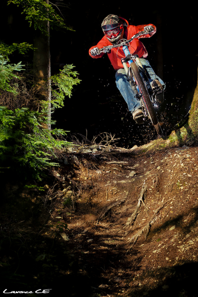 Special secret DH is dotted all over North Wales and Winnies is no exception - Laurence CE - www.laurence-ce.com