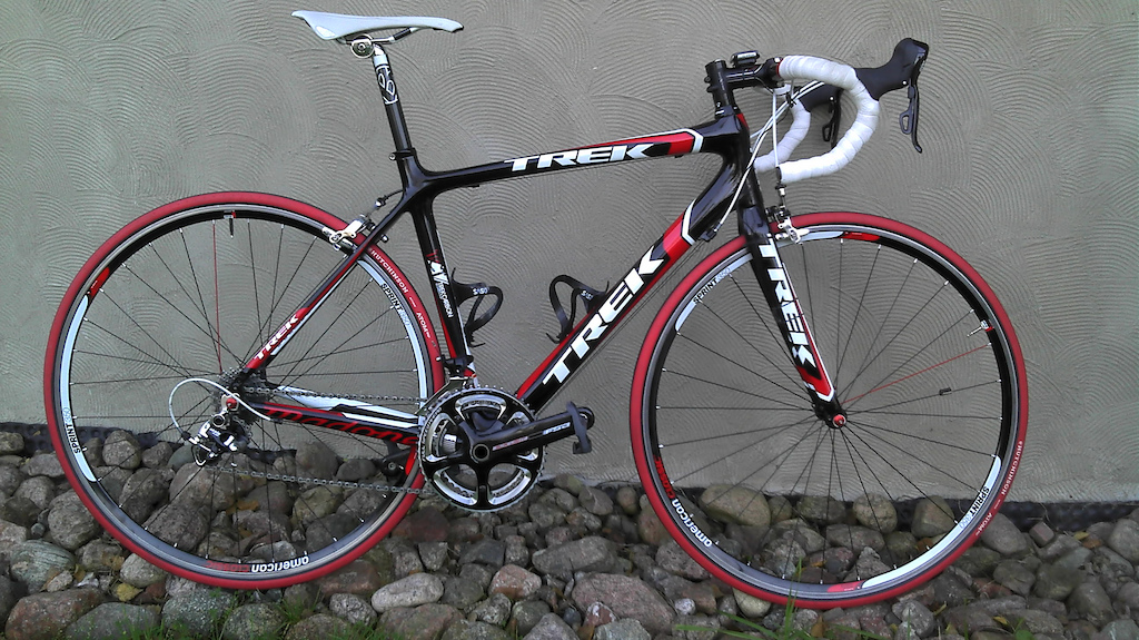 Madone 3.1 2011.Ready to Race Complet bike 7,4kg (inkl.Pedals,speedometer).