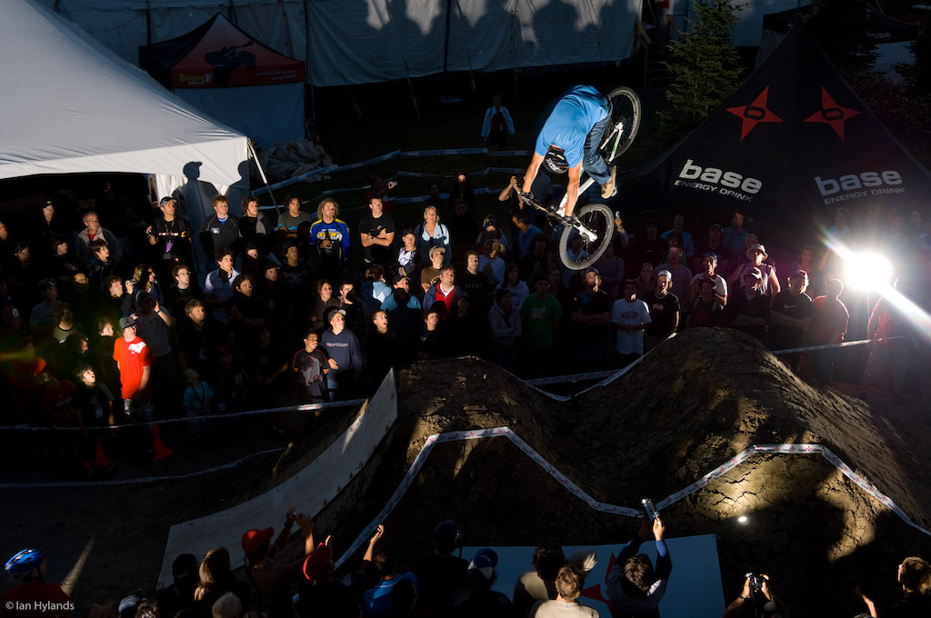 Location: Mont Saint Anne, Quebec