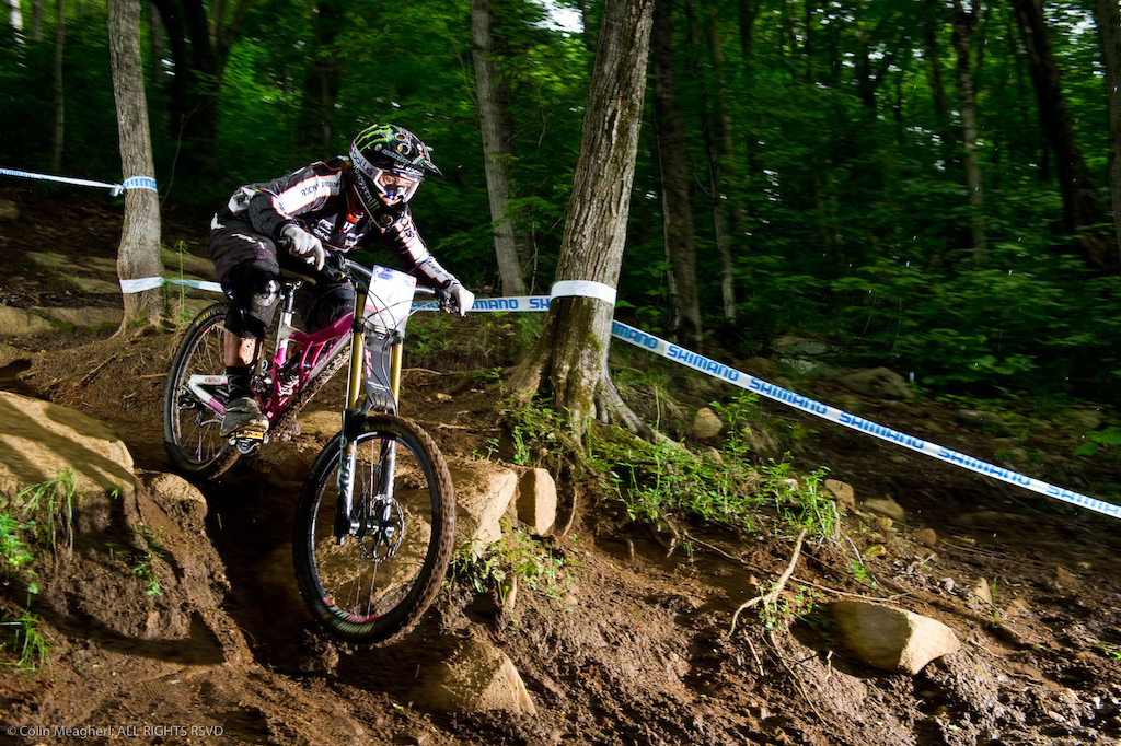 Enduro racing for World Cup training Sounds like Sabrina Jonnier has been putting in a proper trainining program for 2012. Rachel Atherton and Emmeline Ragot are going to have to go through her for an overall title for 2012.