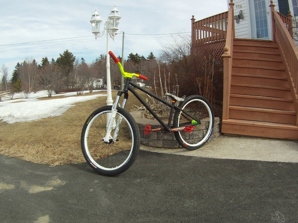 My bike, almost all done!