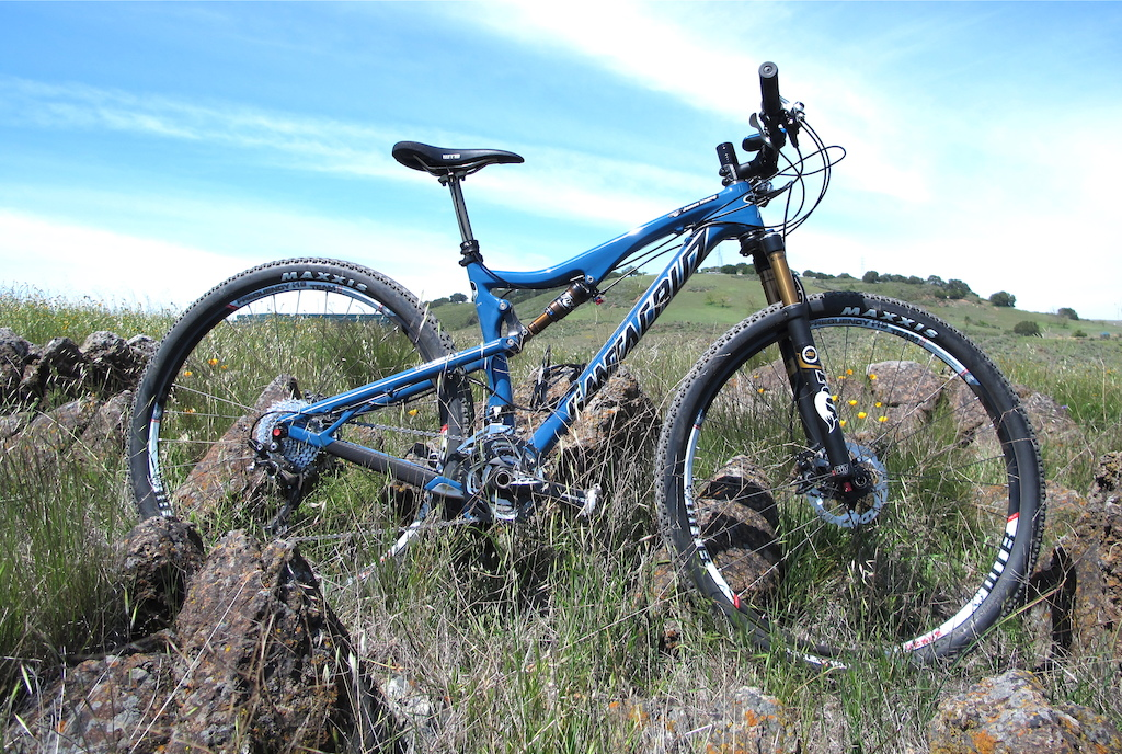 FOX 2013 suspension Tallboy