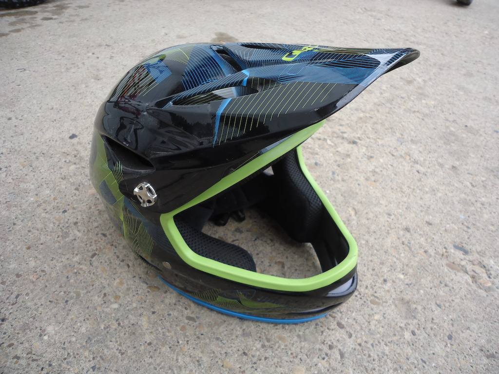 My Trails Helmet!