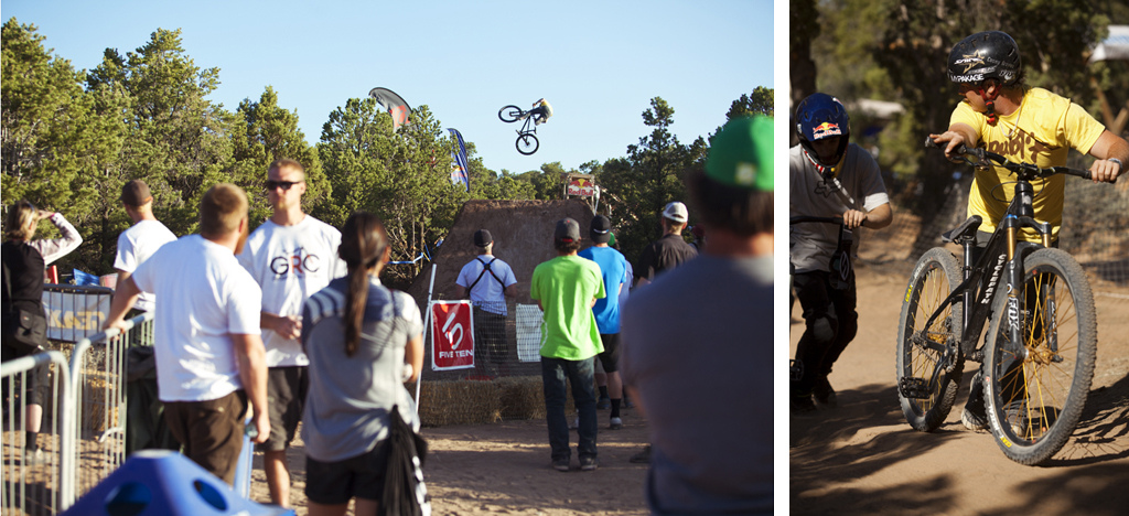 2012 Ranchstyle Pro FMB Slopestyle Finals event