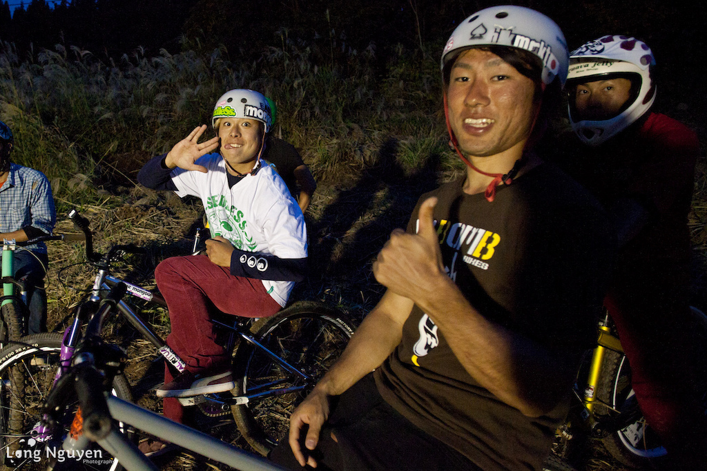 Andrew Taylor from Marin Bikes heads to Japan for the Jagaround Mountain Bike Festival