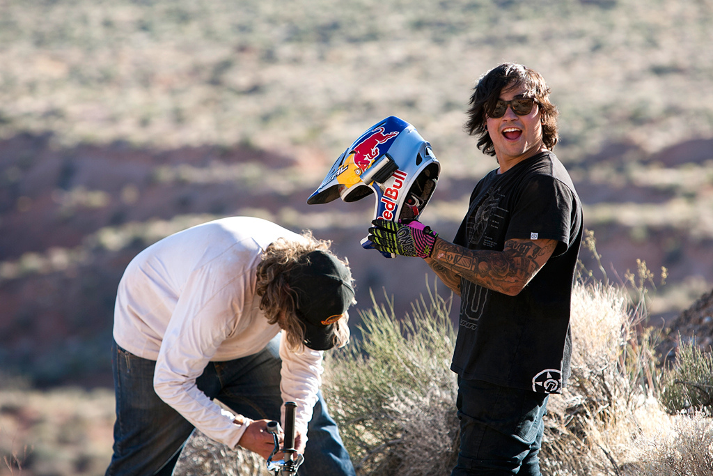 Andreu - Where The Trail Ends - Freeride Interview image Photo by Matt Domanski Courtesy Red Bull Content Pool