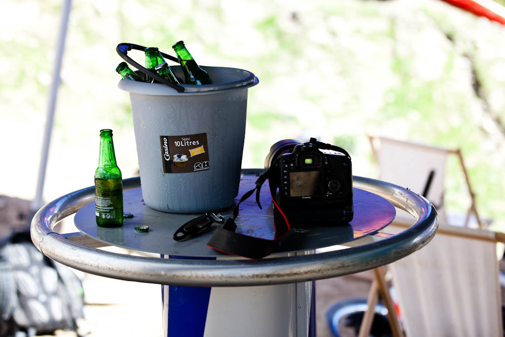 Beer and cameras. Two things that go hand in hand