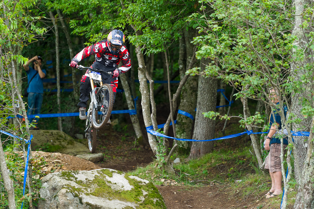 USAC Gravity Nationals at Beech Mountain North Carolina