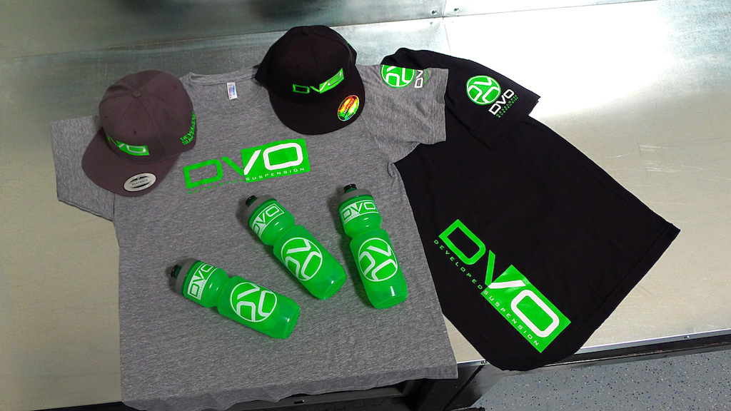DVO Swag - check where s the goods