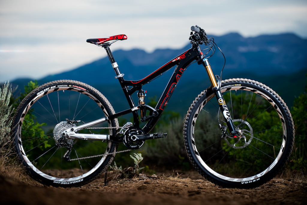 Super hot 2014 Diamondback Mason FS 29