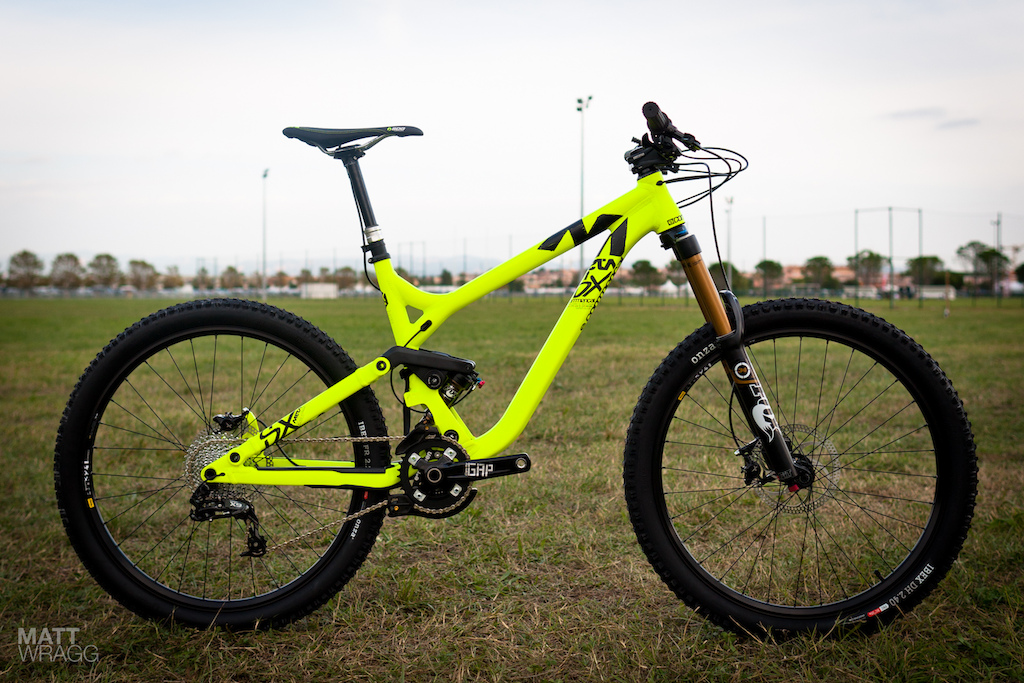 Commencal 2013 range
