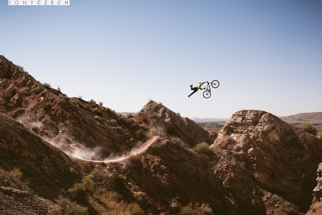 Kurt Sorge amp Cam McCaul in Virgin Utah throwing down.