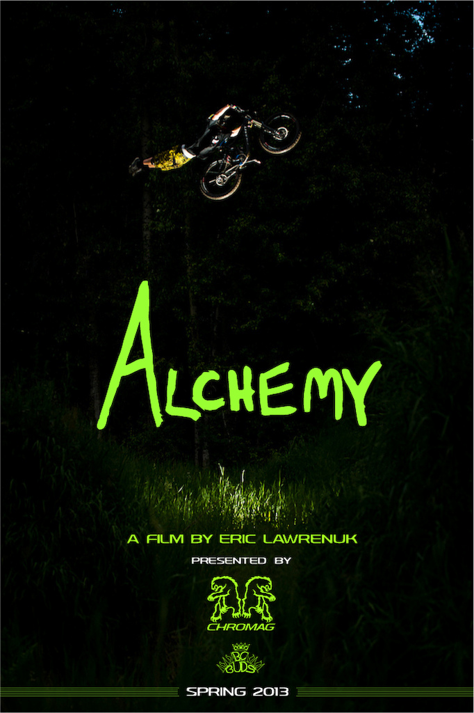 Chromag Presents Alchemy Filmed amp Produced by Eric Lawrenuk Margus Riga Photo