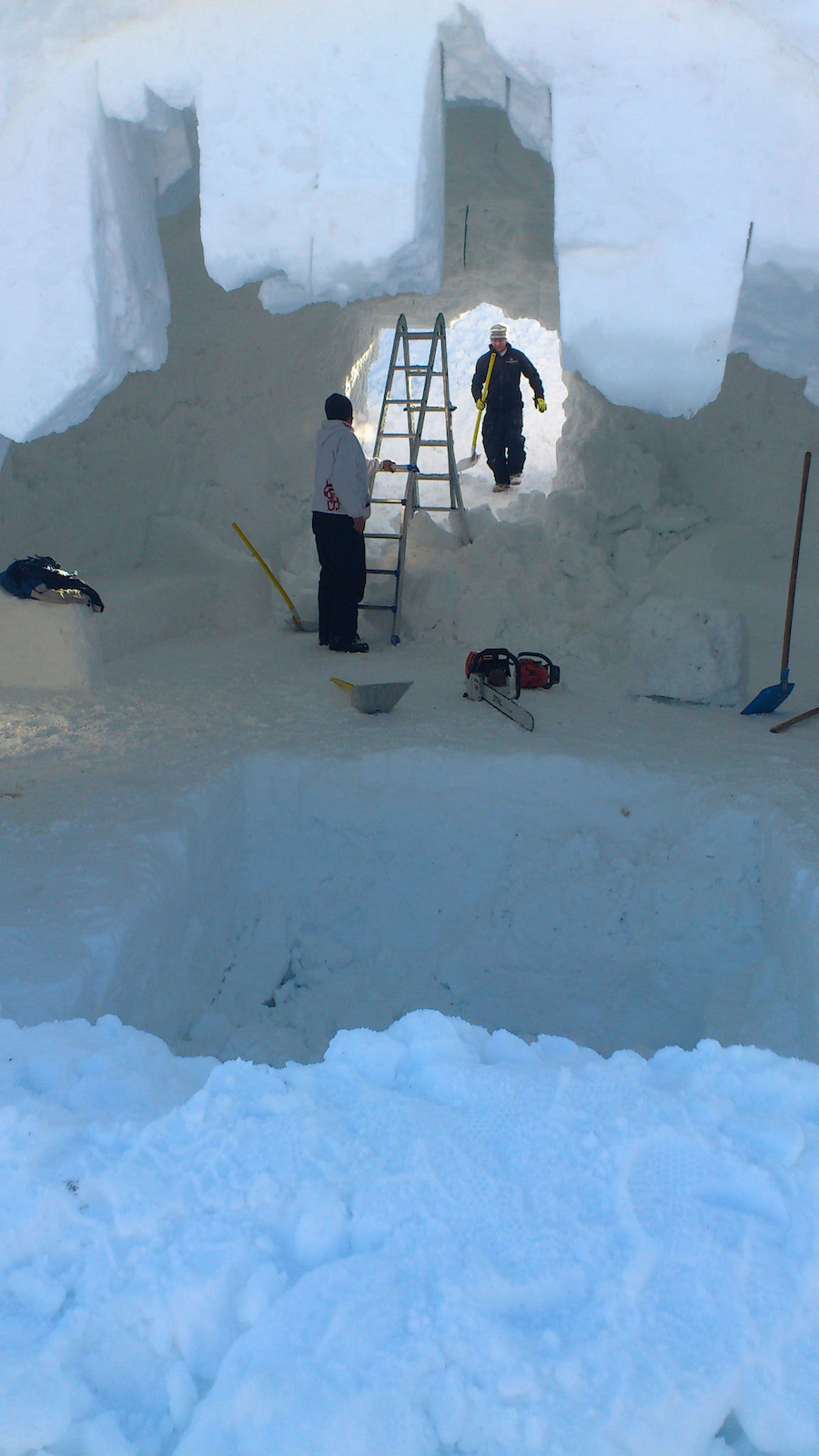 The Monster Igloo