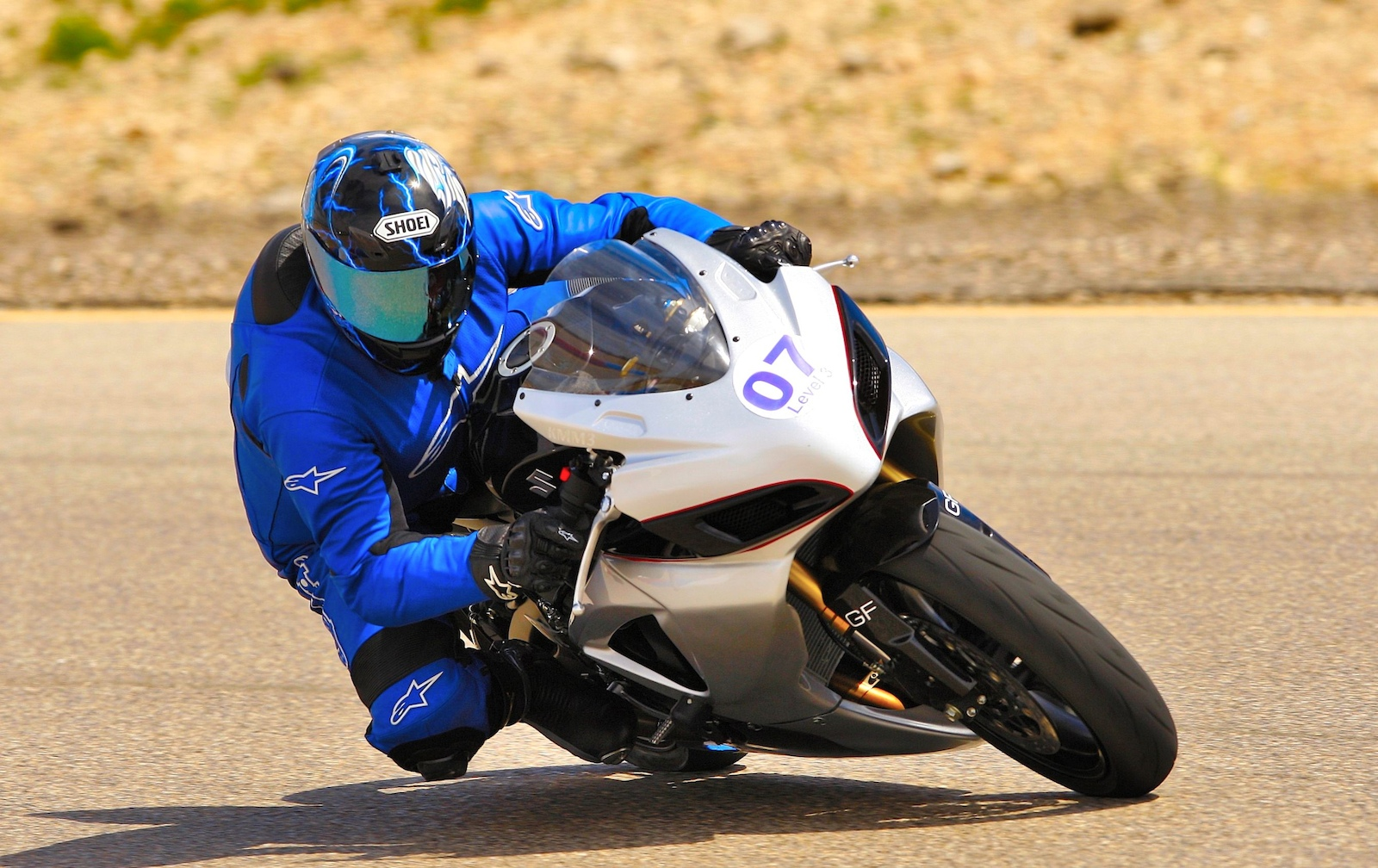 trackday on the gixxer sixxer