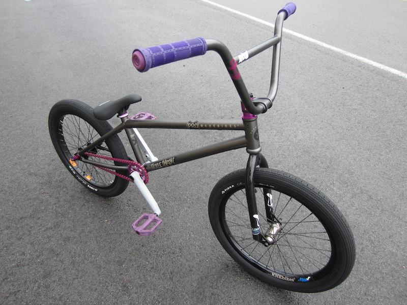 Vélos Sur Mesure Bmx À Vendre