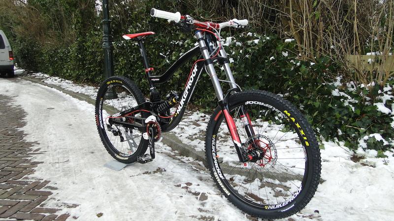 Wonderbaar Mountainbike.nl • Toon onderwerp - Nukeproof Scalp 2012 XE-16